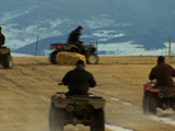 American Colony: Meet the Hutterites: Four Wheeler Race