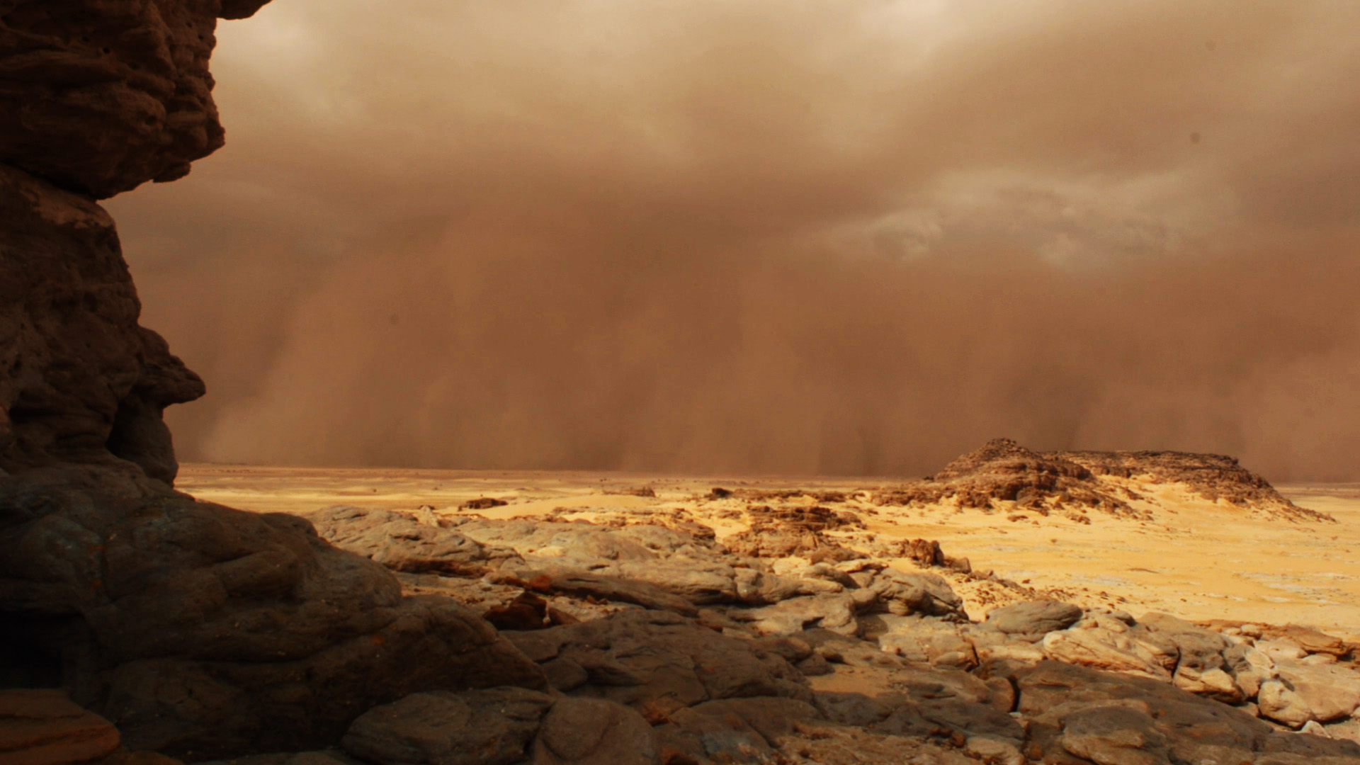 Image result for SAND STORM AT MARS